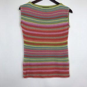 Lauren Ralph Lauren Womens Size XS Blouse Striped